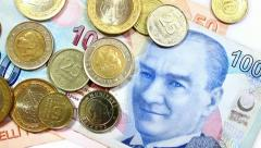 Turkish Money Stock Footage
