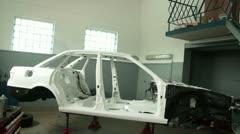 Auto Repair Shop. Stock Footage