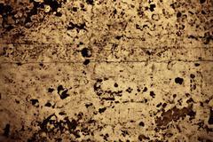 Texture of metal zinc-coated surfaces Stock Photos