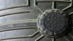 Zenkoji Temple Bell Stock Footage
