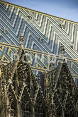 Stock photo of Vienna Cathedral