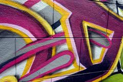 graffiti 8 - stock photo