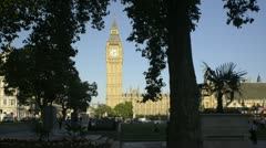 Parliament Square Stock Footage