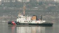 USCGC Penobscot Bay 2 Stock Footage