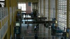 National Airport Washington DC Stock Footage