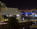 Eilat hotels Stock Photos