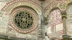 Orthodox Church- Rosette - stock footage