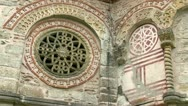 Stock Video Footage of Orthodox Church- Rosette