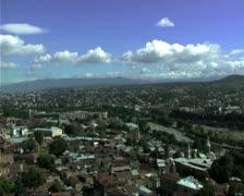 Georgia43TbilisiTL Stock Footage