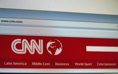 Cable News Network (CNN) Stock Photos