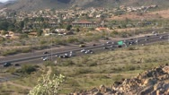 Stock Video Footage of Phoenix Highway