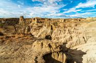 Dry Desert View Stock Photos