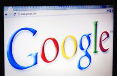 Google Search Engine - stock photo