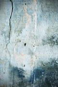 wall plastered wet cement - stock photo