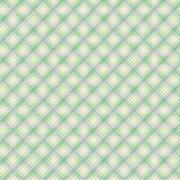seamless gentle green diagonal pattern - stock illustration