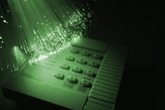 Fiber optical Stock Photos