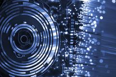 Fiber optical Stock Photos