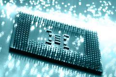 Fiber optics Stock Photos