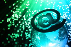 Fibre optical Stock Photos
