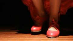 Flamenco culture spain Stock Footage