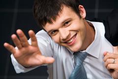 Hi!.. Stock Photos