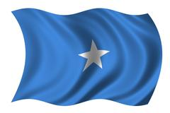 somalia - stock illustration