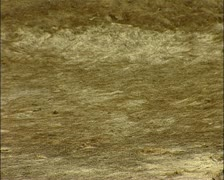 Drought in Cyprus - zoom out dry dam in Cyprus 16:9 PAL Stock Footage