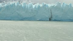 Glacier in patagonia Stock Footage