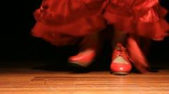 Harmony Dance spain Stock Footage