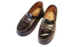 Castellanos shoes Stock Photos