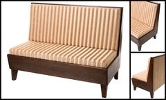 upholstered furniture - stock photo