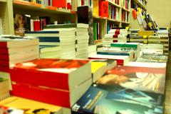 bookshop - stock photo
