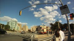Grand Army Plaza 1 Stock Footage