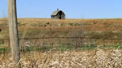 Vintage Barn Stock Footage