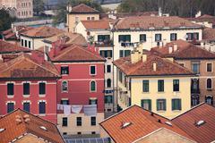 venice neighbourhood - stock photo