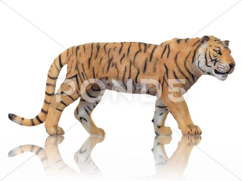 Stock Illustration of toy animals
