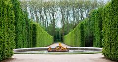 Versailles garden, france Stock Photos