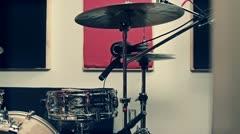 Home Recording Studio Stock Footage
