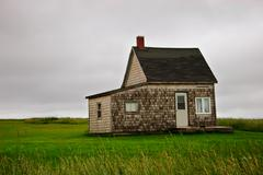 Little house Stock Photos
