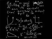 Equations Stock Illustration