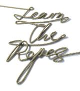 Learn the ropes rope Stock Illustration