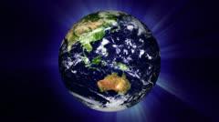 Earth Global Warming Stock Footage