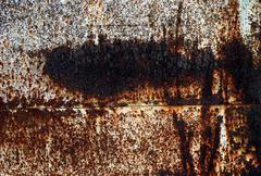 corrosion grunge surface - stock photo