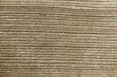 Sepia striped wood background Stock Photos