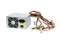 computer power supply - stock photo