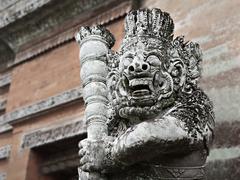 Ornate monster Stock Photos