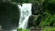 Stock Video Footage of Waterfall Air Tegenunggan Bali