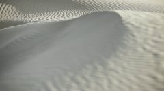1920x1080 video - sand dunes in the indian desert Stock Footage
