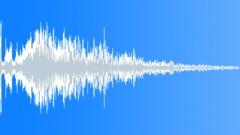Massive Lazer Riffle impact 4 - sound effect