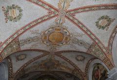 Interior of library of congress, washington dc,usa Stock Photos
